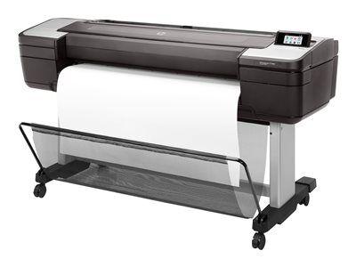 """Hp inc. Hp designjet t1700dr - 44"""" imprimante grand format - couleur - jet d'encre - ..."""