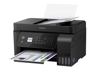 Epson ecotank et-4700 - imprimante multifonctions - couleur - jet d'encre - a...