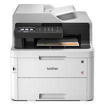 Brother Imprimante multifonction led couleur 4 en 1 brother mfc-l3750cdw