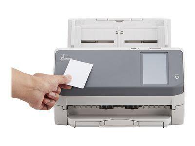 Fujitsu fi-7300nx - scanner de documents - recto-verso - 216 x 355.6 mm - 600...