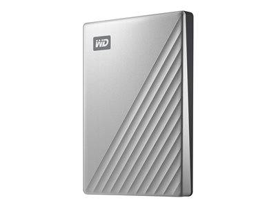 Wd my passport ultra wdbc3c0020bsl - disque dur - chiffré - 2 to - externe (p...