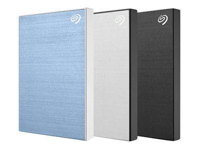 Seagate backup plus slim sthn2000402 - disque dur - 2 to - externe (portable)...