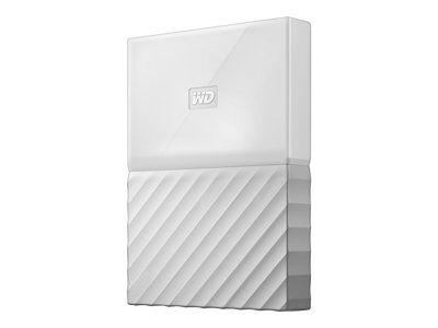 Wd my passport wdbs4b0020bwt - disque dur - chiffré - 2 to - externe (portabl...