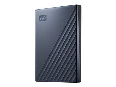 Wd my passport ultra wdbc3c0020bbl - disque dur - chiffré - 2 to - externe (p...