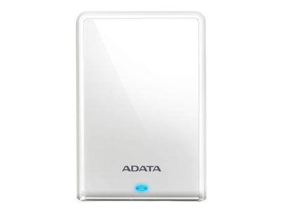 "Adata hv620s - disque dur - 1 to - externe (portable) - 2.5"" - usb 3.1 - blanc"