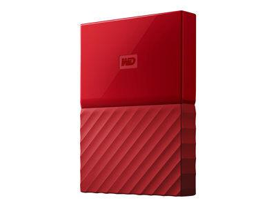 Wd my passport wdbs4b0020brd - disque dur - chiffré - 2 to - externe (portabl...