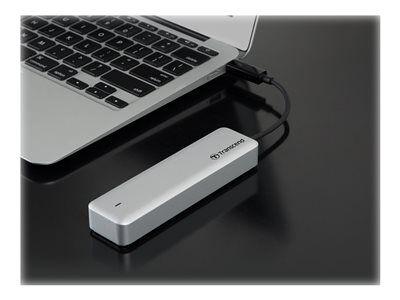Transcend jetdrive 855 - disque ssd - 480 go - externe (portable) - nvme - th...