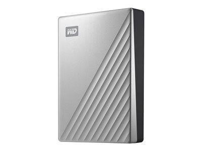 Wd my passport ultra wdbftm0040bsl - disque dur - chiffré - 4 to - externe (p...