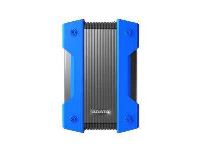 Adata - disque dur - 2 to - externe (portable) - usb 3.1 - bleu