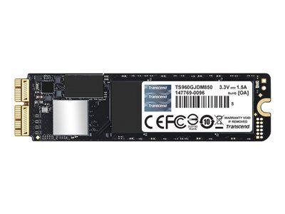 Transcend jetdrive 855 - disque ssd - 960 go - externe (portable) - nvme - th...