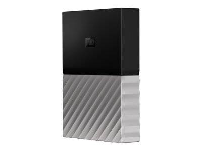 Wd my passport ultra wdbtlg0020bgy - disque dur - chiffré - 2 to - externe (p...