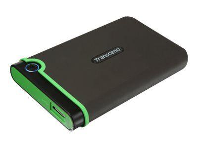 """Transcend storejet 25mc - disque dur - 2 to - externe (portable) - 2.5"""" - usb..."""