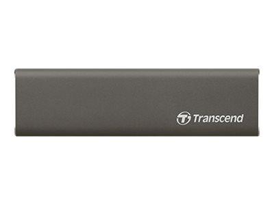 Transcend esd250c - disque ssd - 480 go - externe (portable) - m.2 - usb 3.1 ...