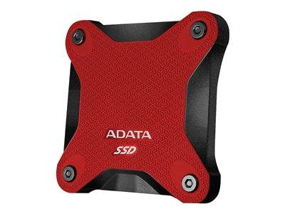 Adata durable sd600 - disque ssd - 256 go - externe (portable) - usb 3.1 gen ...