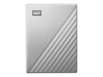 Wd my passport ultra wdbc3c0010bsl - disque dur - chiffré - 1 to - externe (p...
