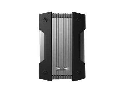 Adata - disque dur - 2 to - externe (portable) - usb 3.1 - noir