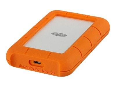 Lacie rugged usb-c stfr5000800 - disque dur - 5 to - externe (portable) - usb...