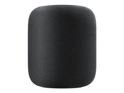 Apple homepod - haut-parleur intelligent - wi-fi, bluetooth - 2 voies - gris