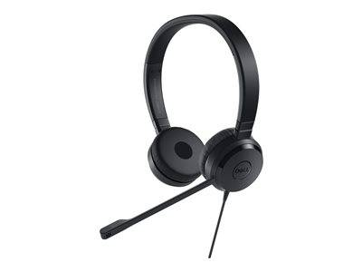 Dell pro stereo headset uc350 - micro-casque - sur-oreille - filaire - pour i...