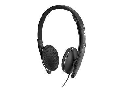 Sennheiser sc 165 - sc 100 series - micro-casque - sur-oreille - filaire - su...