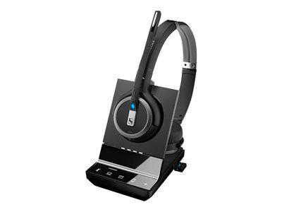 Sennheiser sdw 5066 - système de casque - sur-oreille - dect - sans fil