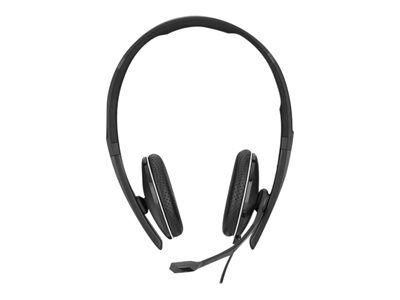Sennheiser sc 165 usb-c - sc 100 series - casque - sur-oreille - filaire - su...