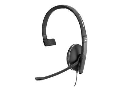 Sennheiser sc 135 usb - sc 100 series - micro-casque - sur-oreille - filaire ...