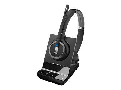 Sennheiser sdw 5065 - système de casque - sur-oreille - dect - sans fil