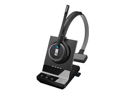 Sennheiser sdw 5036 - système de casque - sur-oreille - dect - sans fil