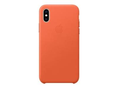 Apple smart - coque de protection pour téléphone portable - cuir - coucher de...