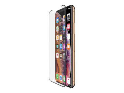 Belkin temperedcurve - protection d'écran - transparent - pour apple iphone x...