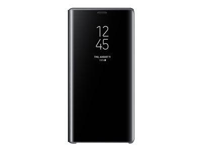 Samsung clear view standing cover ef-zn960 - protection à rabat pour téléphon...