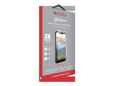 Zagg invisibleshield glass+ - protection d'écran - limpide - pour huawei mate...