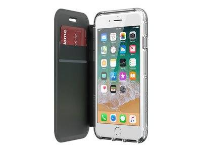 Griffin survivor clear wallet - protection à rabat pour téléphone portable - ...