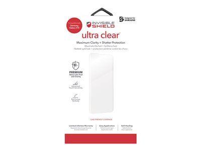 Zagg invisibleshield ultra clear case friendly - protection d'écran - pour sa...