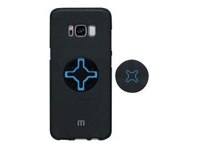 Mobilis u.fix - coque de protection pour téléphone portable - métal, silicone...