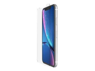 Belkin invisiglass ultra - protection d'écran - pour apple iphone xr
