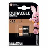Duracell Pile lithium duracell cr2, pack de 2