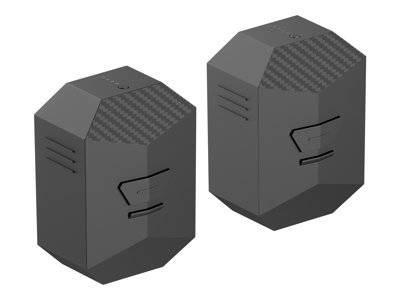 Hp z vr backpack battery pack - batterie externe - 2 x lithium ion 5100 mah 7...