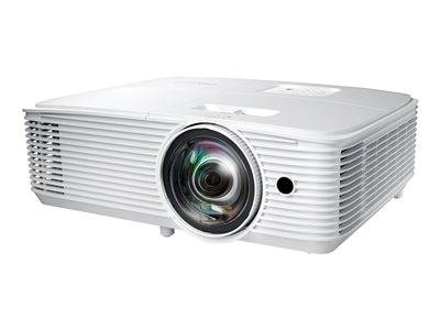 Optoma w308ste - projecteur dlp - portable - 3d - 3600 ansi lumens - wxga (12...