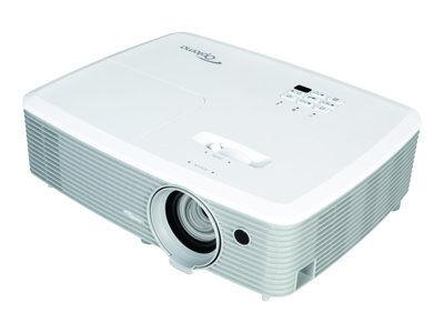 Optoma technology Optoma x345 - projecteur dlp - portable - 3d - 3200 ansi lumens - xga (1024 x...
