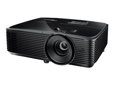 Optoma s322e - projecteur dlp - portable - 3d - 3800 lumens - svga (800 x 600...