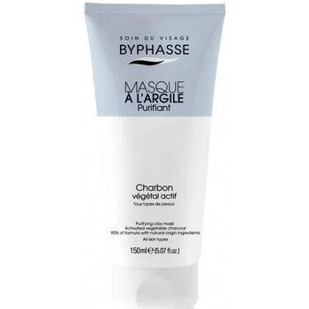 Byphasse Masques & gommages Masque visage à l'argile Purifiant 150ml