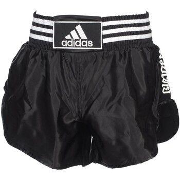 adidas Short Short noirblc boxe thai