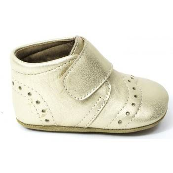 Bisgaard Chaussons enfant Chaussons cuir PETIT GOLD