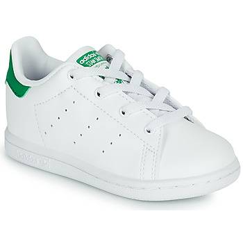 adidas Chaussures enfant (Baskets) STAN SMITH EL I ECO-RESPONSABLE