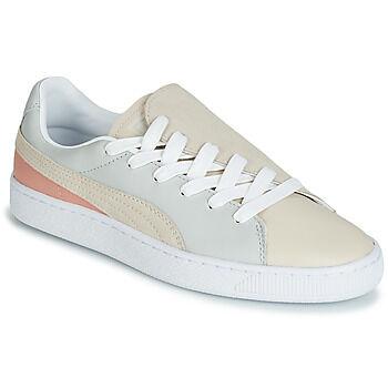 Puma Chaussures (Baskets) WN BASKET CRUSH PARIS.GRAY