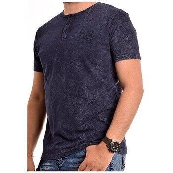 Ritchie T-shirt T-shirt col tunisien NATOULIX