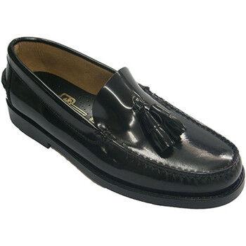 Edward's Chaussures (Mocassins) Castellanos avec glands en noir