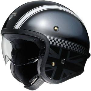 Shoei J.O Hawker TC5 - Publicité